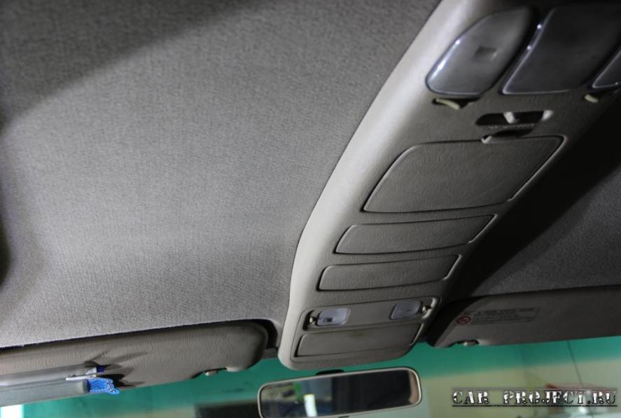 ПЕРЕТЯЖКА САЛОНА  Toyota Land Cruiser 100 Series